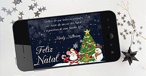 Cartão de Natal 164