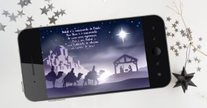 Cartão de Natal 194
