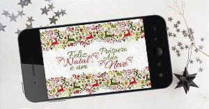 Cartão de Natal 223