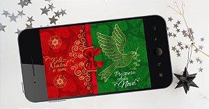Cartão de Natal 244