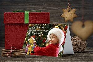 Cartão de Natal Personalizado Impresso 022