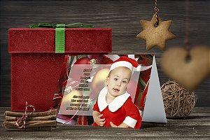 Cartão de Natal Personalizado Impresso 019