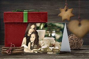 Cartão de Natal Personalizado Impresso 017
