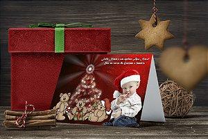 Cartão de Natal Personalizado Impresso 042