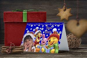 Cartão de Natal Personalizado Impresso 070