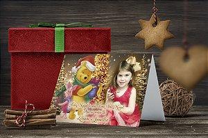 Cartão de Natal Personalizado Impresso 071