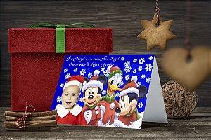 Cartão de Natal Personalizado Impresso 073