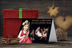 Cartão de Natal Personalizado Impresso 079