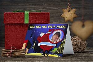 Cartão de Natal Personalizado Impresso 078