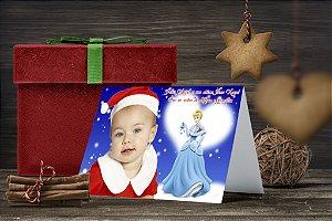 Cartão de Natal Personalizado Impresso 121