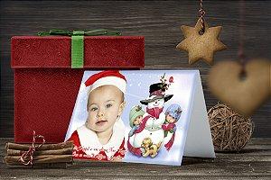 Cartão de Natal Personalizado Impresso 119