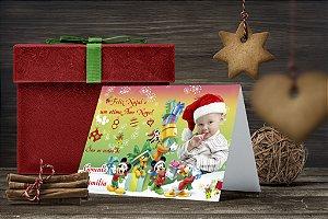 Cartão de Natal Personalizado Impresso 117