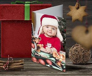 Cartão de Natal Personalizado Impresso 106