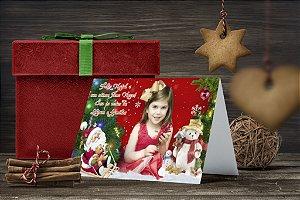 Cartão de Natal Personalizado Impresso 135