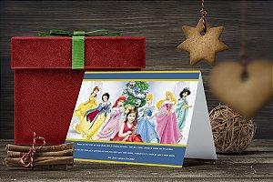 Cartão de Natal Personalizado Impresso 167