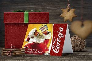 Cartão de Natal Personalizado Impresso 213