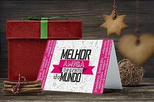 Cartão de Natal Personalizado Impresso 208