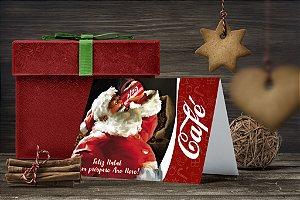 Cartão de Natal Personalizado Impresso 206