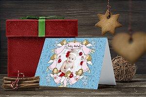 Cartão de Natal Personalizado Impresso 201