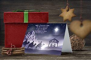 Cartão de Natal Personalizado Impresso 192