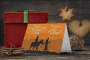 Cartão de Natal Personalizado Impresso 215