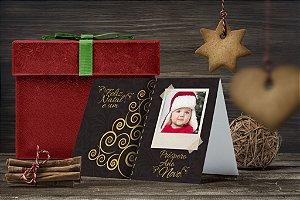 Cartão de Natal Personalizado Impresso 243