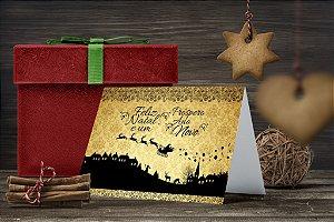 Cartão de Natal Personalizado Impresso 237