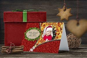 Cartão de Natal Personalizado Impresso 221