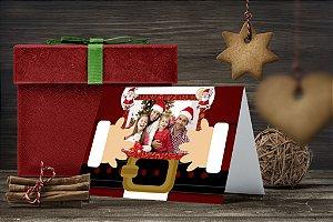 Cartão de Natal Personalizado Impresso 216