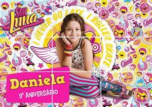 Painel personalizado Soy Luna
