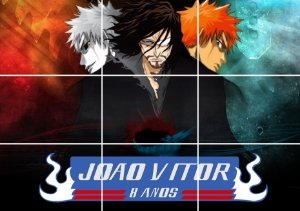 Painel personalizado Bleach