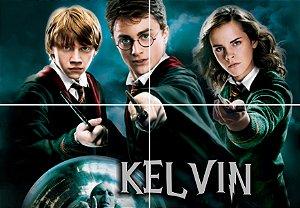 Painel personalizado Harry Potter