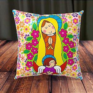 Almofada Personalizada para Festa Santinhos 106