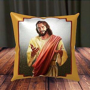 Almofada Personalizada para Festa Jesus