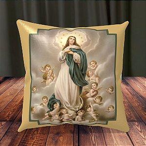 Almofada Personalizada para Festa Nossa Senhora da Conceição