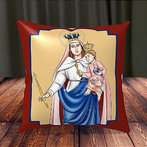 Almofada Personalizada para Festa Nossa Senhora da Penha