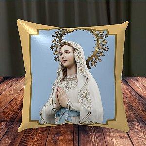 Almofada Personalizada para Festa Nossa Senhora de Lourdes