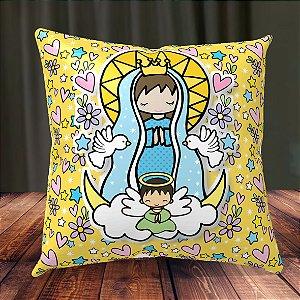 Almofada Personalizada para Festa Anjo da Guarda Santinhos 112