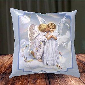 Almofada Personalizada para Festa Anjo da Guarda 4