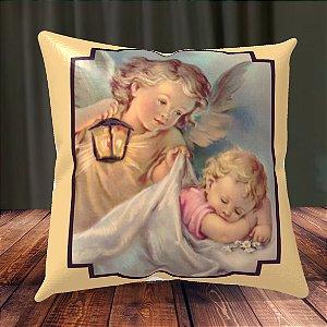 Almofada Personalizada para Festa Anjo da Guarda 1