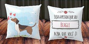 Almofada Personalizada - Cachorrinhos Beagle 1
