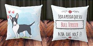 Almofada Personalizada - Cachorrinhos Bull Terrier 3