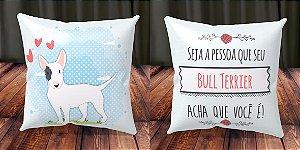 Almofada Personalizada - Cachorrinhos Bull Terrier 4