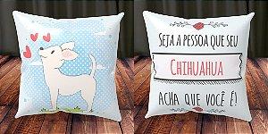 Almofada Personalizada - Cachorrinhos Chihuahua 1