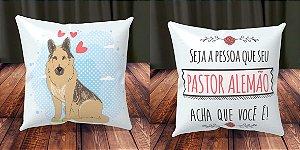 Almofada Personalizada - Pastor Alemão 1
