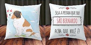 Almofada Personalizada - São Bernardo 1