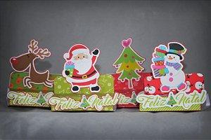 Caixa Bis Duplo Natal