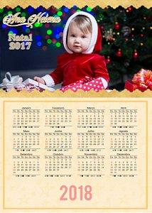 Calendário 15x20 - com imã