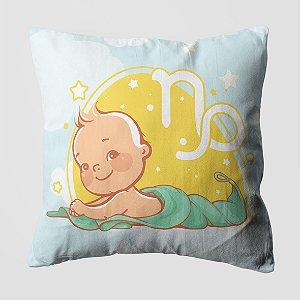 Almofada do Bebe Signo Capricórnio