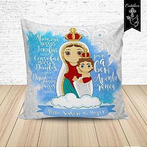 Almofada Nossa Senhora de Nazaré